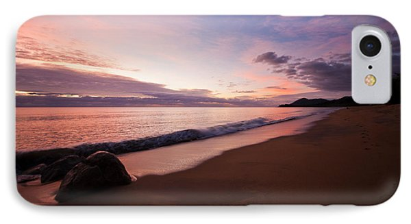 IPhone Case featuring the photograph Sunrise Over Ocean by Carole Hinding