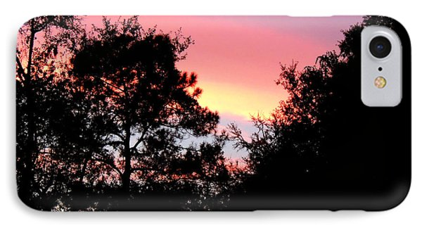 Sunrise Over Perry IPhone Case
