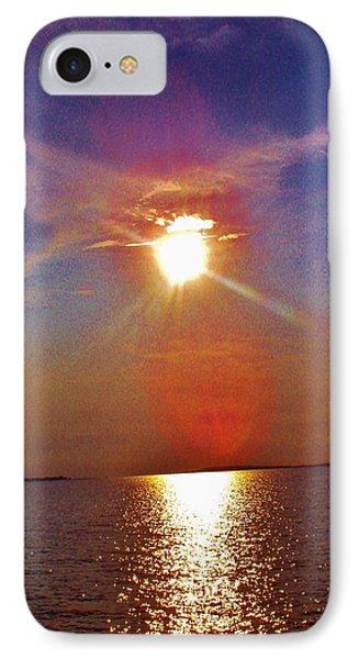 Sunrise Over The Big Mac IPhone Case by Daniel Thompson