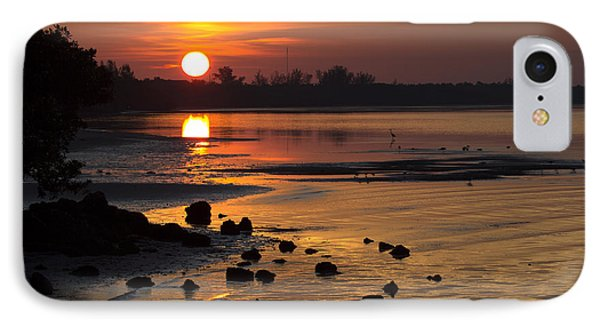 IPhone Case featuring the photograph Sunrise Photograph by Meg Rousher