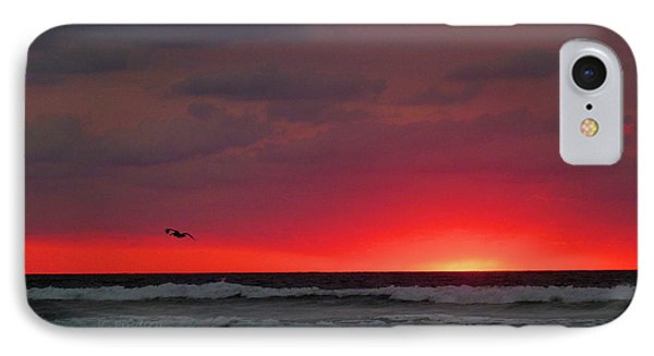 Sunrise Pink Phone Case by JC Findley