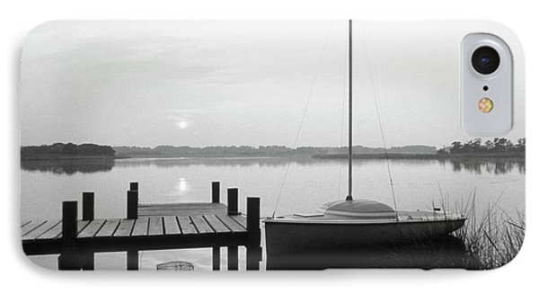 Sunrise Sail Boat Phone Case by Mike McGlothlen