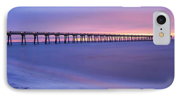 IPhone Case featuring the photograph Sunrise Serenity by Renee Hardison