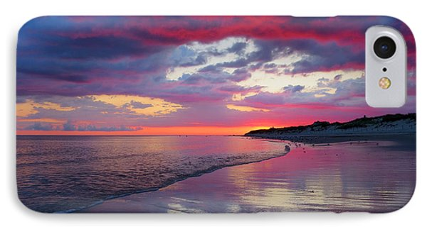 IPhone Case featuring the photograph Sunrise Sizzle by Dianne Cowen