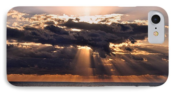 Sunrise Splendor IPhone Case
