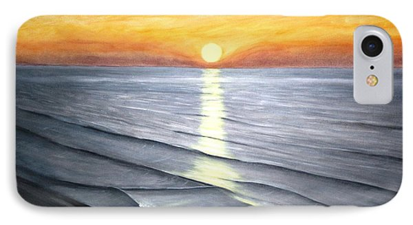 Sunrise IPhone Case by Stacy C Bottoms