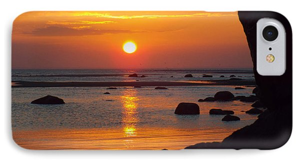 Sunrise Therapy IPhone Case by Dianne Cowen