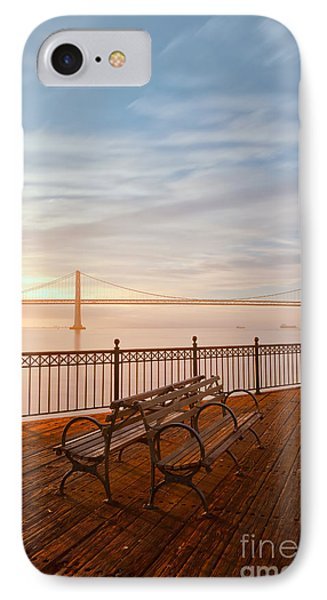 IPhone Case featuring the photograph Sunrise To The Bay by Jonathan Nguyen
