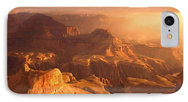 Sunrise View From Hopi Point Grand IPhone Case by Panoramic Images