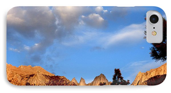 Sunrise Whitney Portal IPhone Case