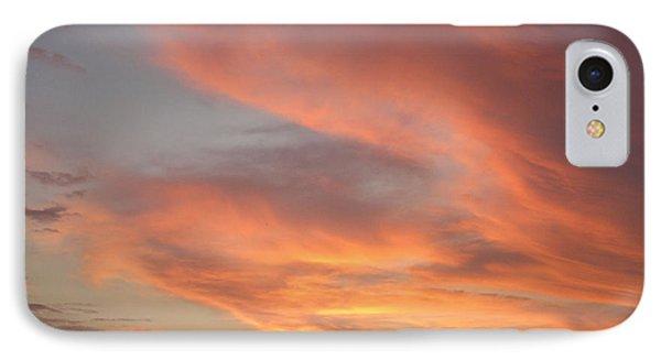 Sunset 1 IPhone Case by Karen Nicholson