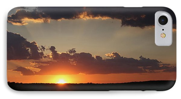 IPhone Case featuring the photograph Sunset 2 by Elizabeth Budd