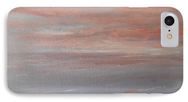 IPhone Case featuring the painting Sunset 2 by Jane  See