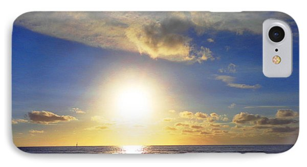 Sunset 2 IPhone Case by Ute Posegga-Rudel