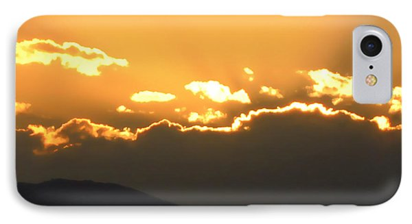 IPhone Case featuring the photograph Sunset 3 by Ze  Di