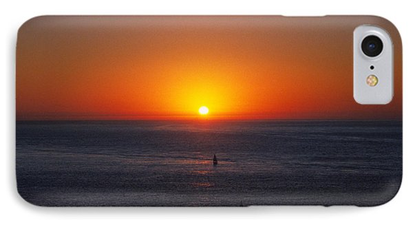 Sunset 3 IPhone Case