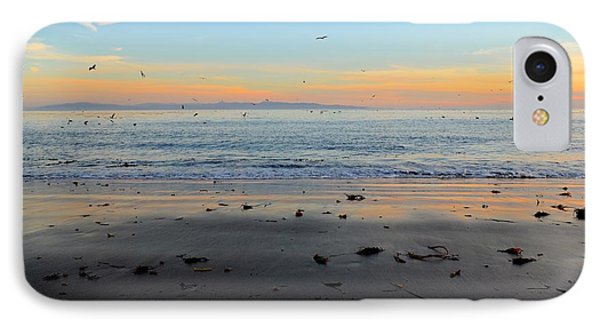 Sunset IPhone Case by Alex King