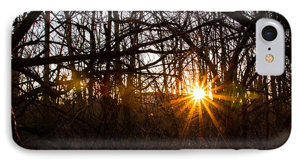 Sunset And Vine IPhone Case