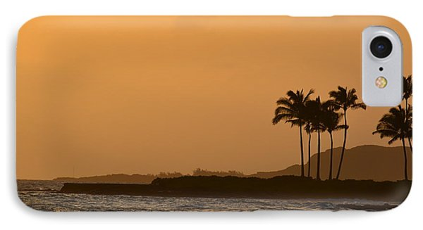 Sunset At Koloa IPhone Case by P S