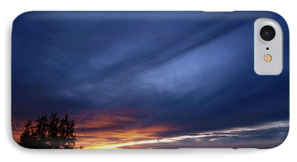 IPhone Case featuring the photograph Sunset At Mount Carmel  Haifa by Arik Baltinester