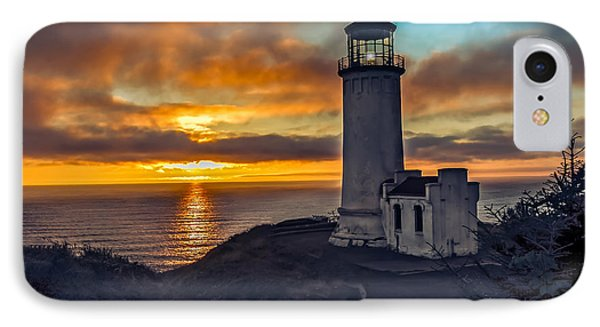 Sunset At North Head Phone Case by Robert Bales