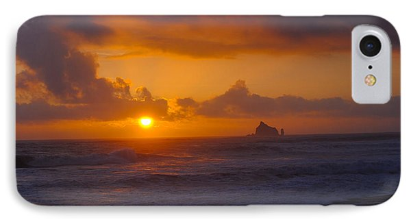 Sunset At Rialto IPhone Case