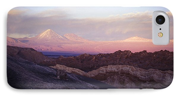 IPhone Case featuring the photograph Sunset At The Valley Of The Moon by Lana Enderle