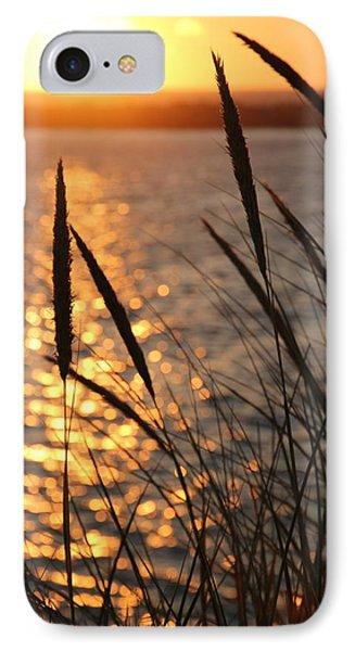 Sunset Beach IPhone Case by Athena Mckinzie