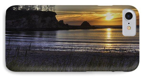 Sunset Bay Paradise IPhone Case by Mark Kiver