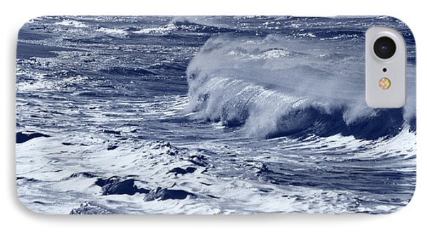 Sunset Beach IPhone Case by Thomas R Fletcher