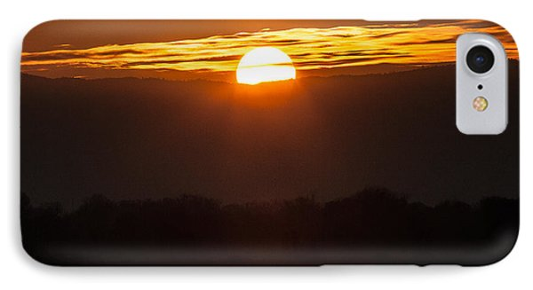 Sunset IPhone Case by Brian Williamson
