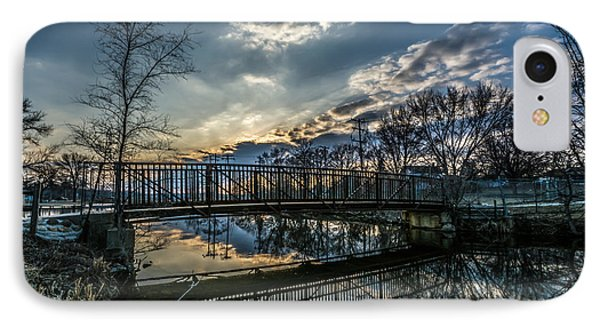 Sunset Bridge 2 IPhone 7 Case