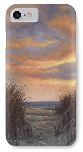 Sunset By The Beach IPhone Case