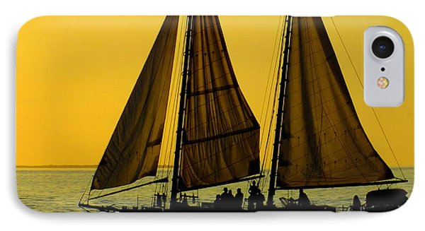 Sunset Celebration Phone Case by Karen Wiles