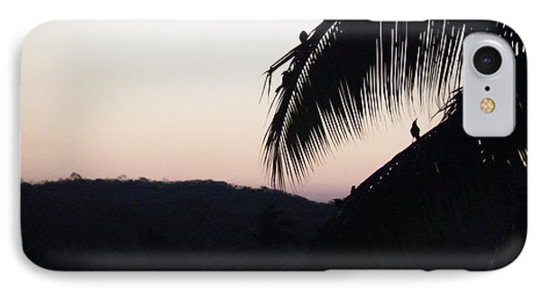 IPhone Case featuring the photograph Sunset Chorus by Brian Boyle