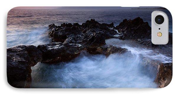 Sunset Churn IPhone Case by Mike Dawson