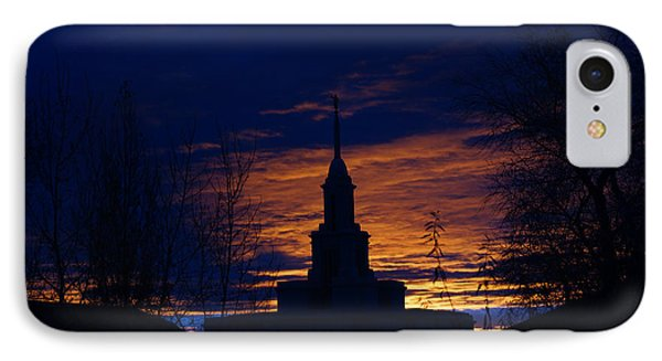 Sunset Colors IPhone Case by Gloria Pasko
