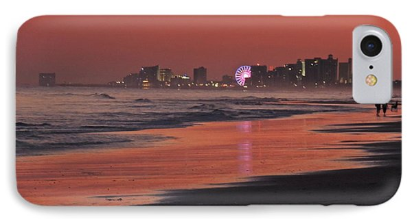 IPhone Case featuring the photograph Sunset Contrast by Eve Spring