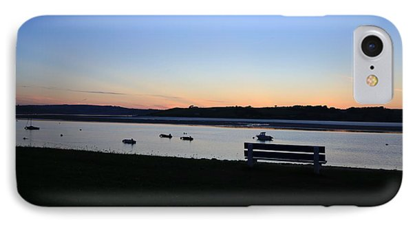 Sunset Courtmacsherry Co Cork Phone Case by Maeve O Connell