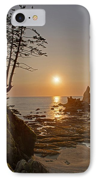 Sunset De Agave IPhone Case by Mike Reid