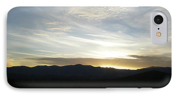 Sunset Phone Case by Debbie Wells