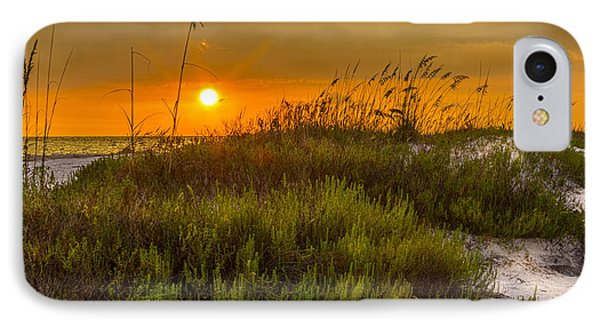 Sunset Dunes IPhone Case by Marvin Spates