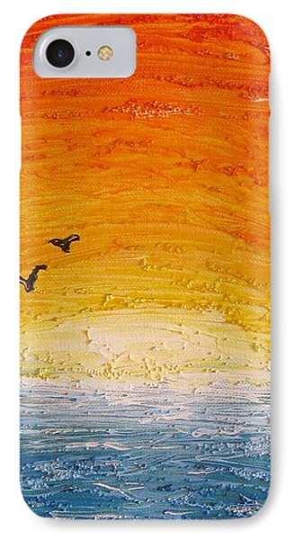 Sunset IPhone Case by Edgar Torres