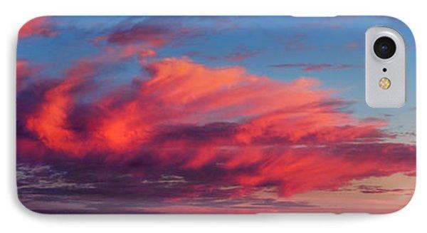 Sunset From Haleakala IPhone Case by Babak Tafreshi