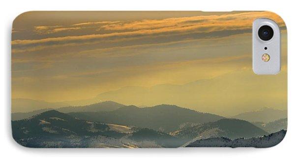 Sunset Glow IPhone Case by Kae Cheatham