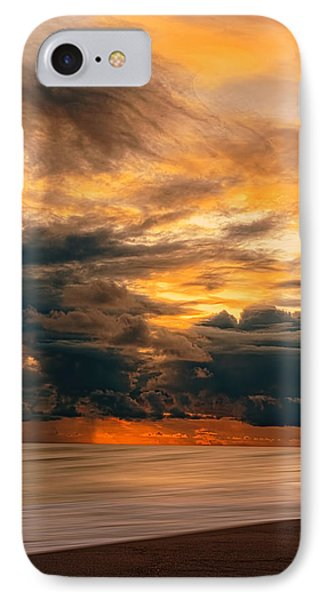 Sunset Grandeur IPhone Case by Lourry Legarde