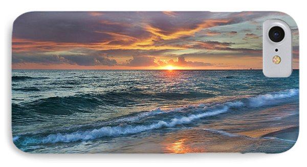 Sunset Gulf Islands National Seashore IPhone Case by Tim Fitzharris