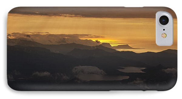 Sunset IPhone Case by Gunnar Orn Arnason