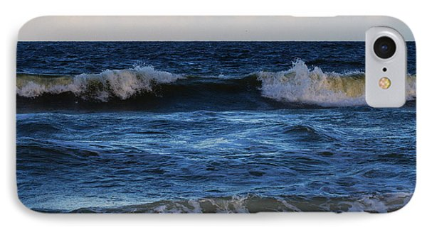 Sunset Image At Myrtle Beach IPhone Case by Chris Flees