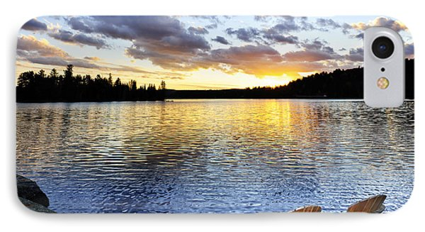 Sunset In Algonquin Park IPhone Case